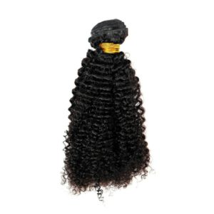 Queen's afro kinky hair