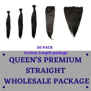QUEEN'S PREMIUM STRAIGHT VARIETY WHOLESALE PACKAGE