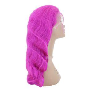 Purple-pop-front-lace-wig